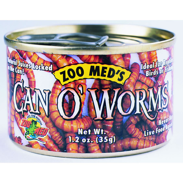 Zoo Med Can O' Worms 34g, ZM-42