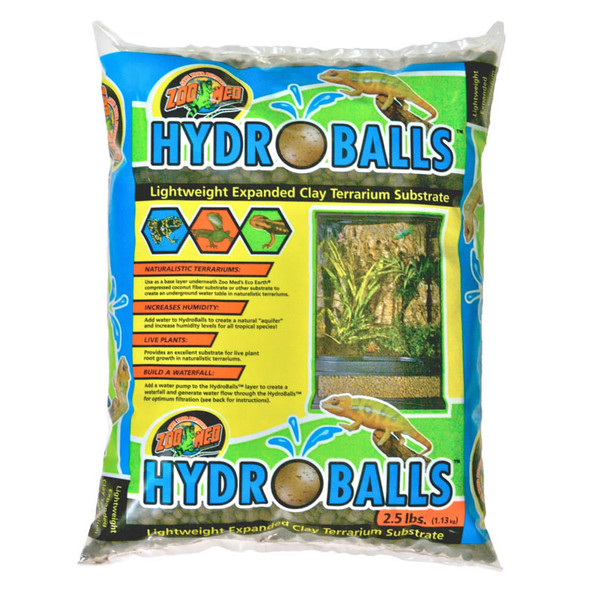 Zoo Med HydroBalls Clay Substr. 1.13Kg, VC-10