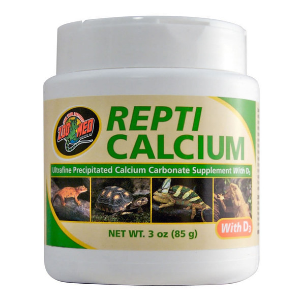Zoo Med Repti Calcium with D3 85g, A34-3