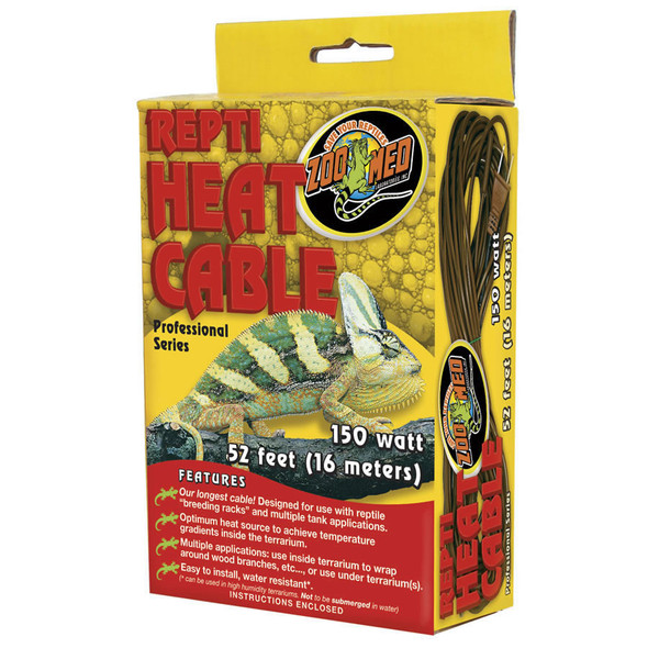 Zoo Med Repti Heat Cable 150W, 16m, RHC-150