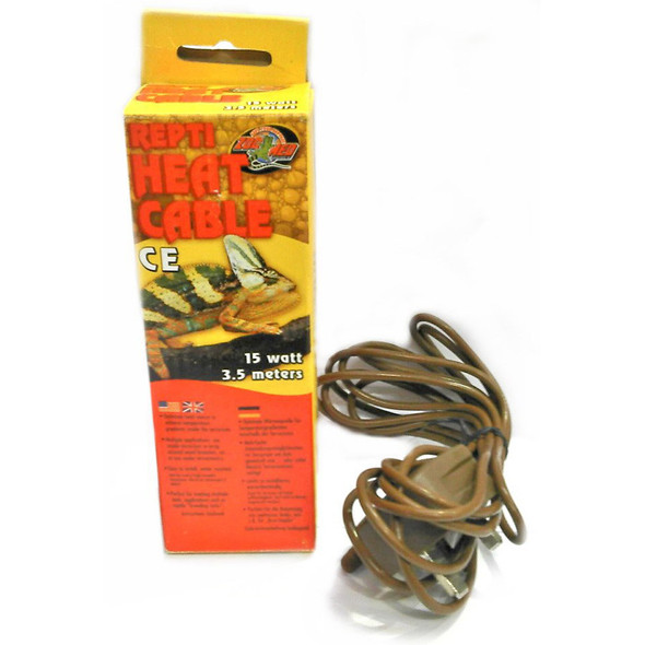 Zoo Med Repti Heat Cable 15W, 3.5m, RHC-15