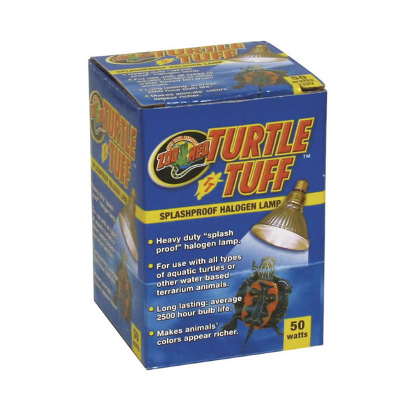 Zoo Med Repti/Turtle Tuff Halogen Lamp 50W, OH-50
