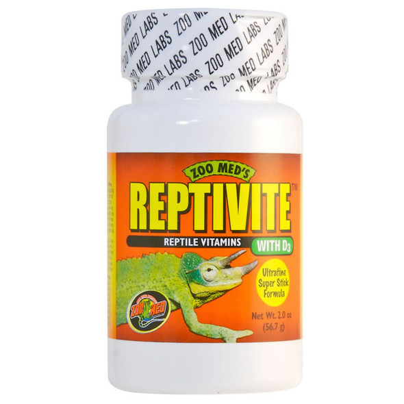 Zoo Med Reptivite with D3  56.7g, A36-2