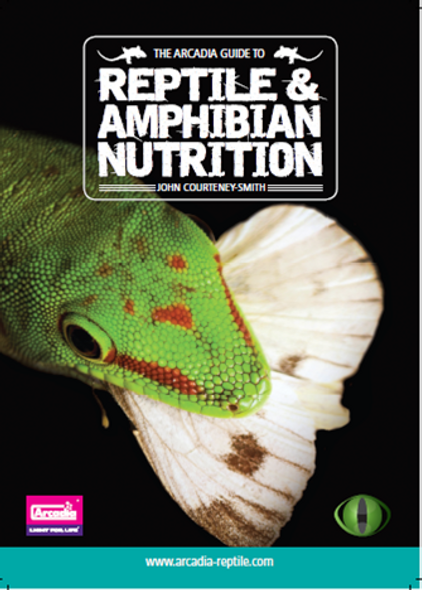 Arcadia Guide to Reptile & Amphibian Nutrition