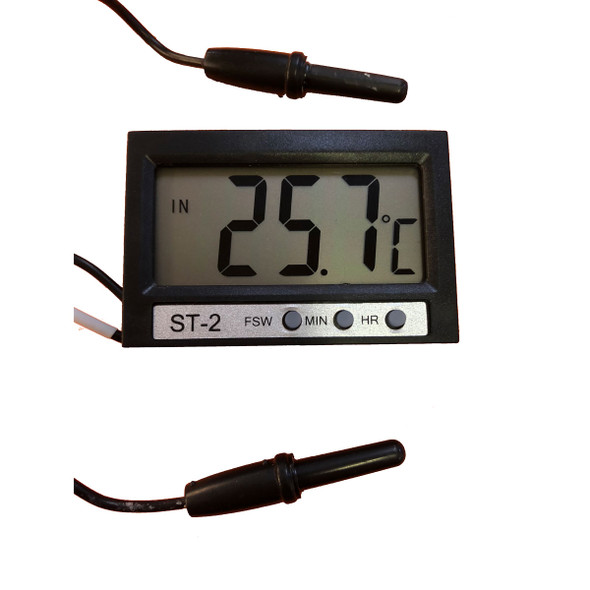 Digital Twin Zone Thermometer