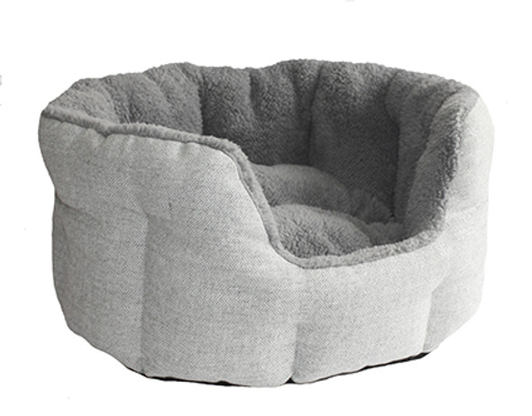 Happy Pet Carpello Oval Dog Bed (X-Large)