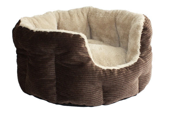 Happy Pet Liazio Oval Dog Bed (X-Large)