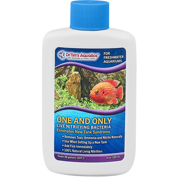 Dr Tim's Freshwater One and Only 4oz - (60gal)