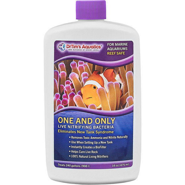 Dr Tim's Reef One and Only 16oz - (240gal)