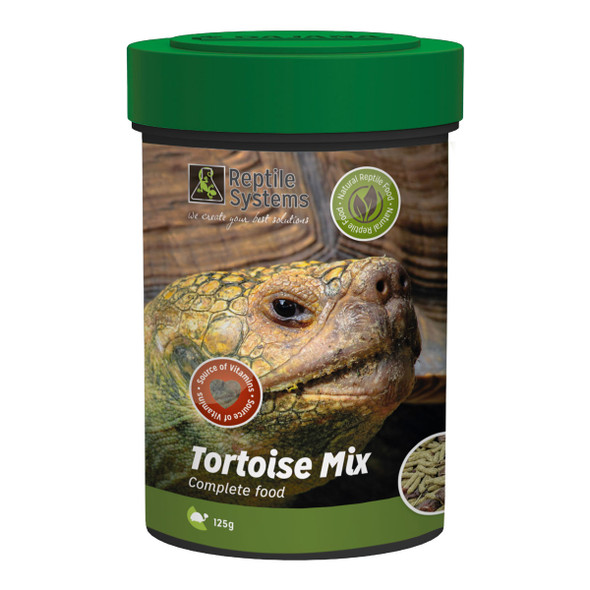 Reptile Systems Tortoise Mix