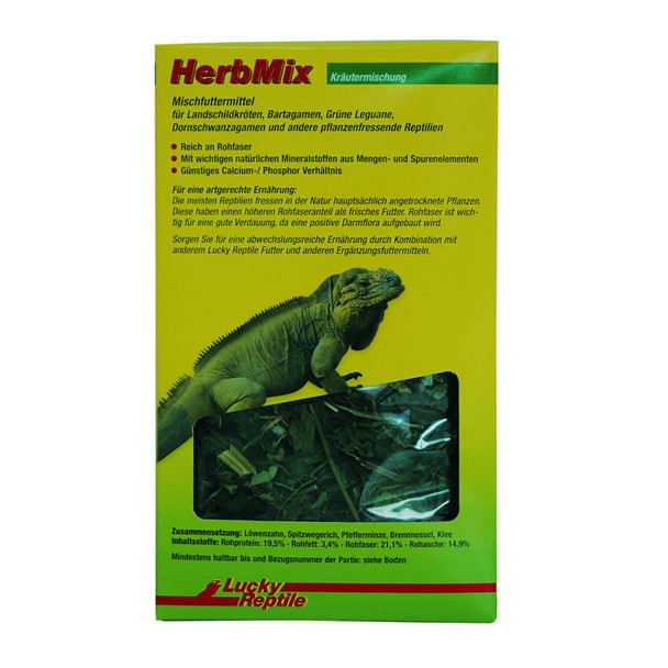 Lucky Reptile Herb Mix 50g, HD-11