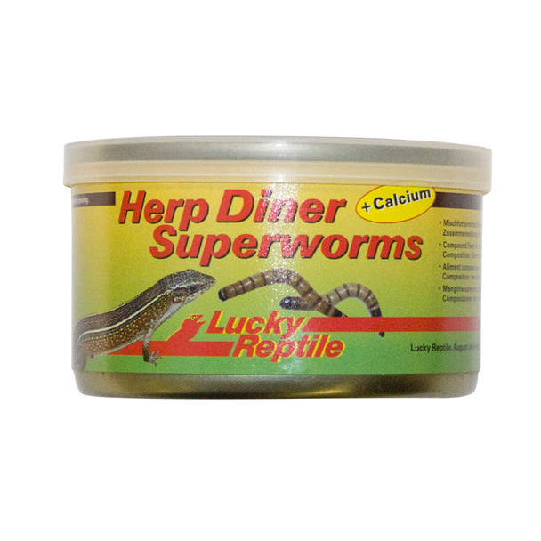 Lucky Reptile Herp Diner Superworms 35g HDC-34