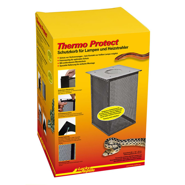 Lucky Reptile Thermo Protect Lamp Cage Large, TPS-2