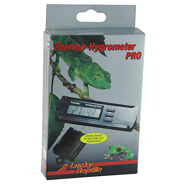 Lucky Reptile Thermometer-Hygrometer PRO, LTH-32