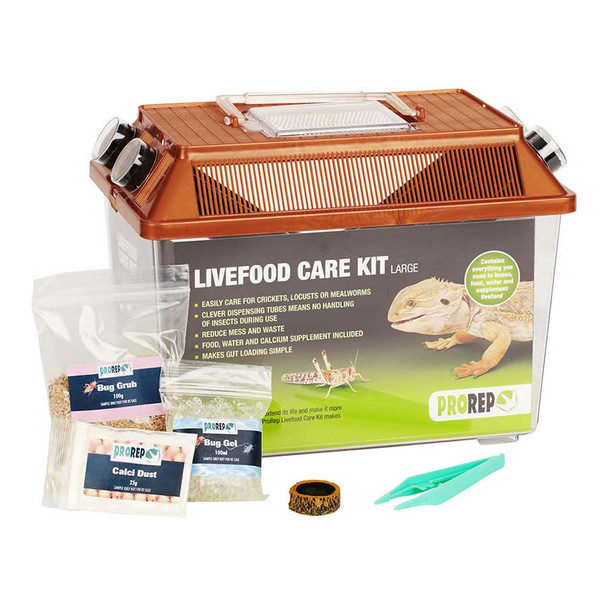 ProRep Livefood Care Kit Large
