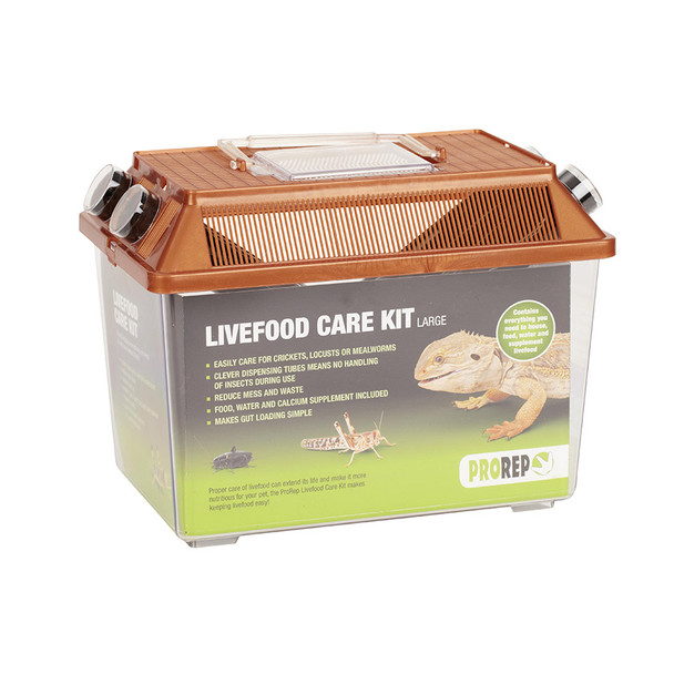 ProRep Livefood Care Kit Small