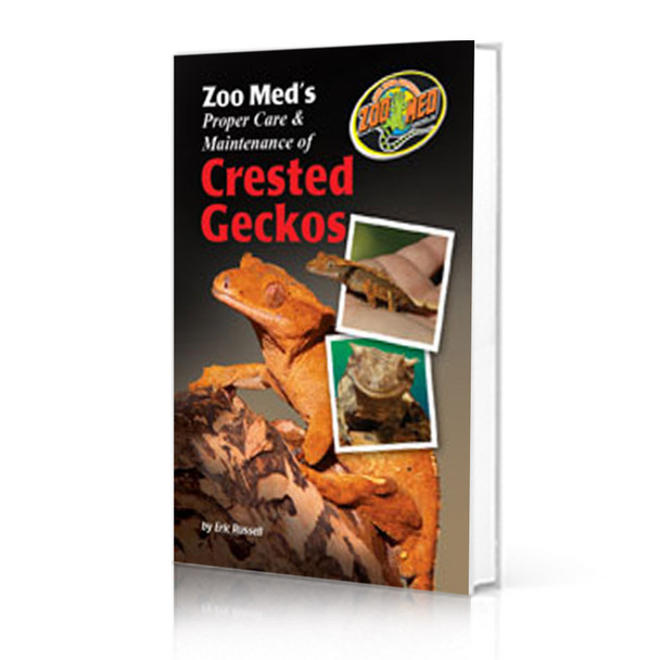 Zoo Med The Care & Maintenance of Crested Geckos