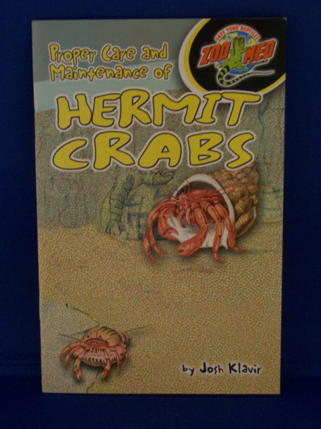 Zoo Med Care of Hermit Crabs, ZB-40