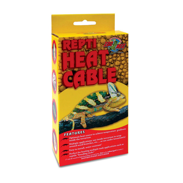 Zoo Med Repti Heat Cable 50W, 7m, RHC-50