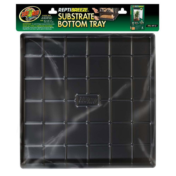 Zoo Med ReptiBreeze Substrate Bottom Tray Lge, NT-13T