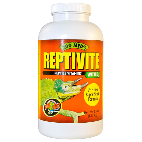 Zoo Med Reptivite with D3  226.8g, A36-8