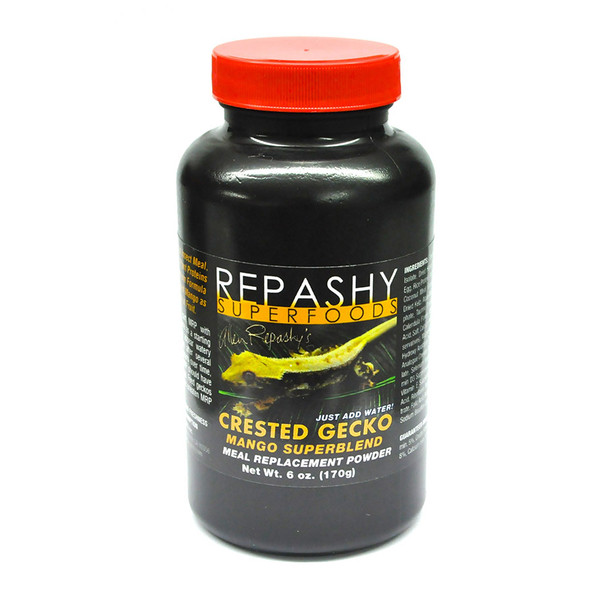 Repashy Superfoods Crested Gecko Diet - Mango (170g)