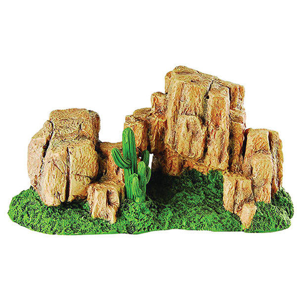 Rock Hill with Moss 29 x 15 x 14cm FP27682