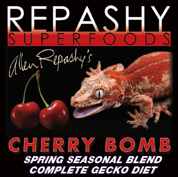 Repashy Cherry Bomb Crested Gecko Diet , 85g