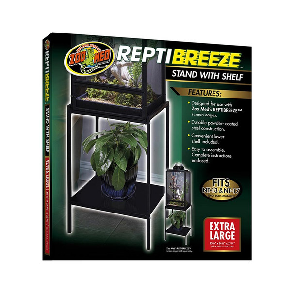 Zoo Med ReptiBreeze Stand (X-Large)