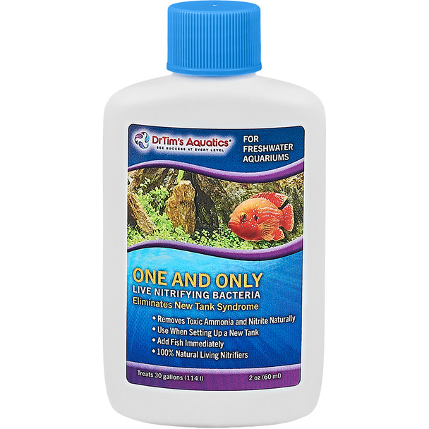 Dr Tim's Freshwater One and Only 2oz - (30gal)