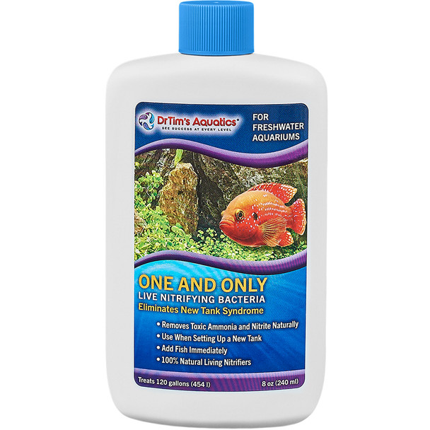 Dr Tim's Freshwater One and Only 8oz - (120gal)