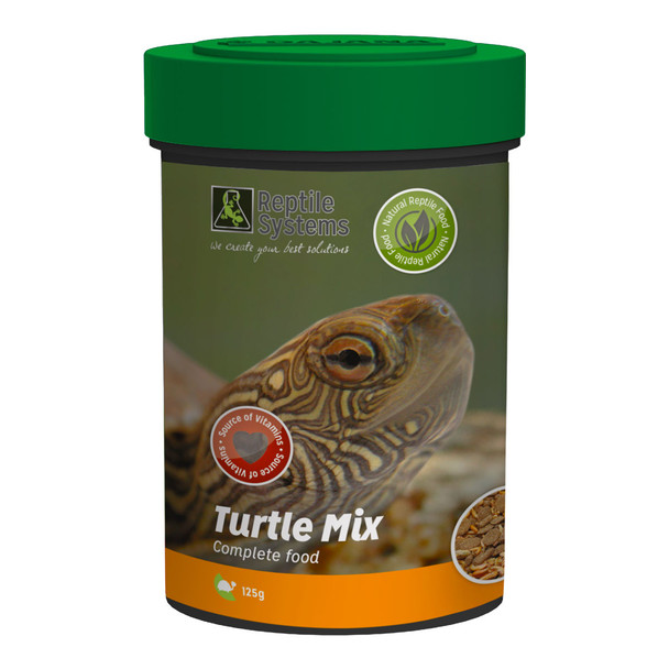 Reptile Systems Turtle Mix
