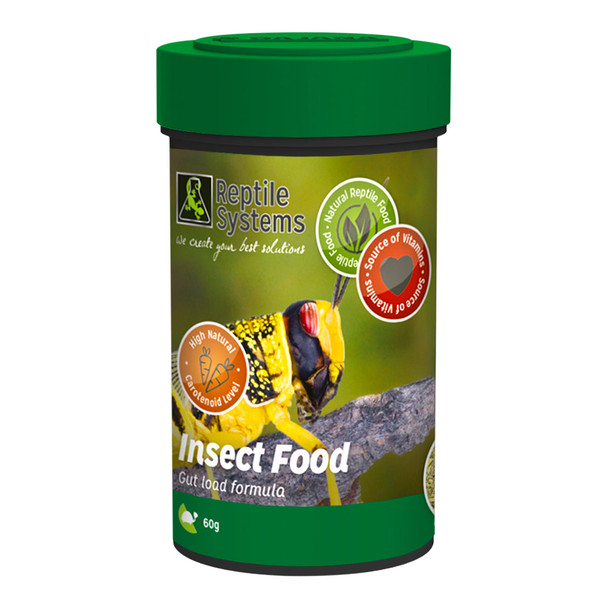 Reptile Systems Insect Food, 10g