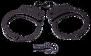 Uzi Accessories UZIHCPROB Law Enforcement Cuffs Handcuff Black