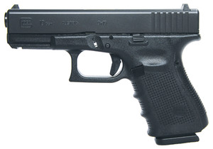 GLK Gen4 Glock 19 9mm 4 Inch Barrel Tenifer Finish Fixed Sights 15 Round Glock 19 Gen4 *