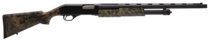 Stevens 22564 320 Field Pump 12 Gauge 22 5+1 3 Mossy Oak Obsession Fixed Stock Black Carbon Steel Receiver