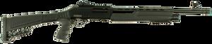 Dickinson XX3D2 Defense  Black 12 Gauge 18.50 3 5+1
