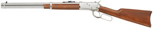BZT Model 92 Carbine .38/.357 16 Inch Barrel Stainless Steel Finish Wood Stock 8 Rounds