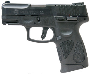 TAU PT-111 Millennium G2 9mm 3.2 Inch Barrel Blue Finish Textured Finish 12 Round