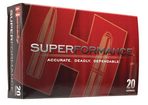 200 ROUNDS HOR Superformance 6.5mm Creedmoor 120 Grain GMX Superformance Line FREE SHIPPING