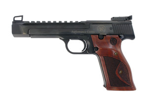 S&W Model 41 Performance Center .22 Long Rifle 5.5 Inch Barrel Single Action Adjustable Sights Blue Finish 10 Round