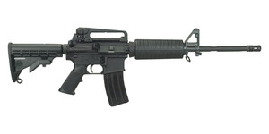 WWE Model R16A4T-MPC .223/5.56mm 16 Inch Barrel A2 Flash Suppressor Carry Handle 6-Position Collapsible Stock 30 Round