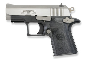 COL Mustang Lite .380 ACP 2.75 Inch Barrel Fixed Sights Two-Tone 6 Round Mustang Lite