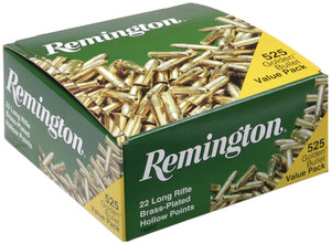 REM Golden .22 Long Rifle 36 Grain Lead Hollow Point 6,300 rounds FREE SHIPPING!