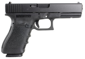 Glock PI2050203 G20 10mm 4.60 15+1 Fixed Sights Poly Grip Matte Black*