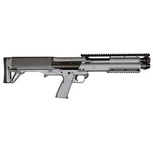 Kel-Tec KSGGY KSG Pump 12 Gauge 18.5 3 12+1 Synthetic Gray*