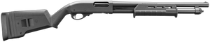 Remington Firearms 81192 870 Express Tactical Black Oxide Pump 12 Gauge 18.50 3 6+1 Black Fixed Magpul SGA/MOE Synthetic Stock