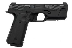 Hudson HUD001 1911 H9 Single 9mm Luger 4.28 15+1 Black Interchangeable Backstrap Grip Black*