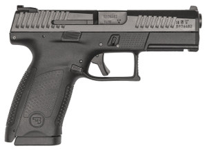 CZ P-10 CMPT 9MM BLK/POLY 10+1 9mm, 806703015200, 01520
