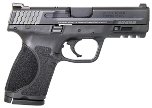 .Smith & Wesson 11683 M&P 9 M2.0 Double 9mm Luger 4 15+1 Black Interchangeable Backstrap Grip Black Armornite Stainless Steel